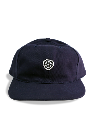 Stereo 45 Unstructured snapback - Navy