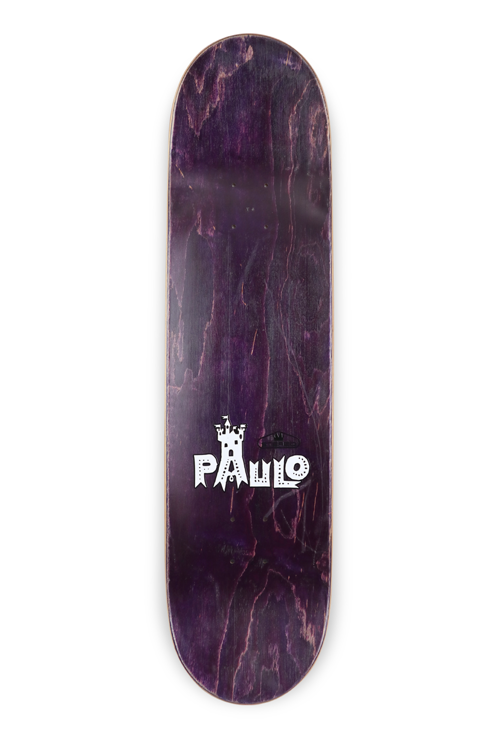 Stereo Paulo Diaz Camelot one-off 8.5