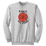 Stereo B-Ball All Stars crewneck 1993 Reissue