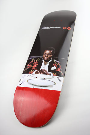 "Lee Fields 8.5"" deck"