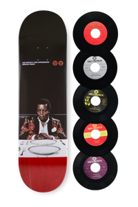 "Lee Fields 8.5"" + 5 records"