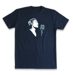 Lady Day Tee - Navy
