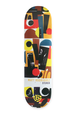 Stereo Horns Series - Matt Rodriguez 8.5