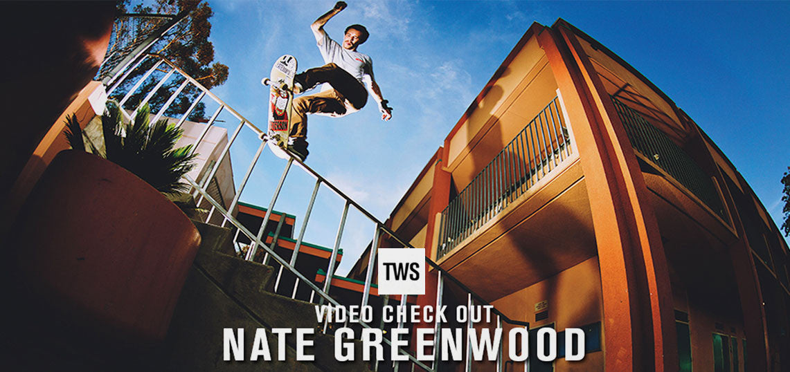 Watch Nate's Part!