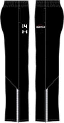 Youth UA Black Campus Pant  (HousBasket)