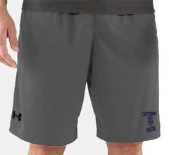 Mens UA Grey Micro Shorts (CantMSoccer)
