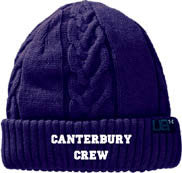 Navy Knit Hat <br /> (CantCrew)
