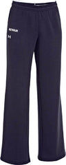 Ladies UA Every Team's <br /> Armour Sweatpant <br /> Navy (CantCrew)