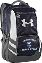 UA Hustle Backpack <br /> (Cant-T&F)