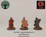 DA1039 - Saxon King Set (3)