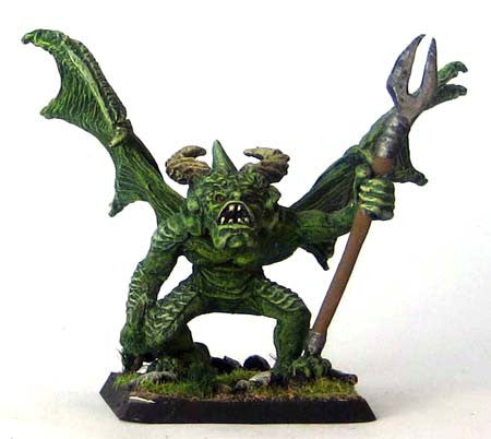 Horned Daemon