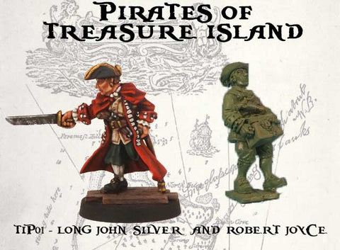 TIP01 - Long John Silver and Robert Joyce