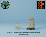 AA102 - Iron Maiden and Executioner`s Block