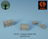 AA114 - Treasure Chests I (4)