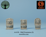 AA130 - Wall Fountains (3)