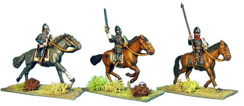 Norman Command Cavalry (3)