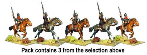 Norman Spearmen Cavalry (3)