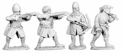 Normans with Crossbows (4)