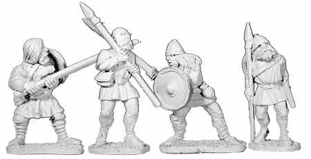 Viking Bondi with Spears (4)