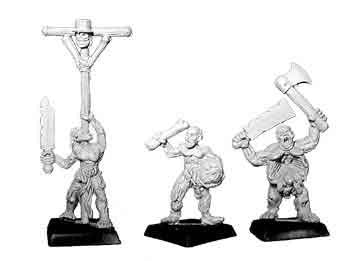 Zombie Warriors Command Set (3)