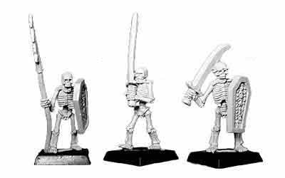 Skeleton Warriors III (3)