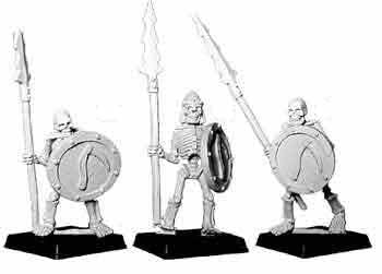 Skeleton Spearmen II (3)