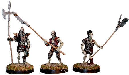 Undead Zombies of the Sweltering Swamps I
