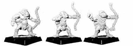 Barbarian Orc Archers I (3)