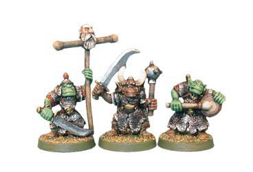 Orc Warriors Command (3)