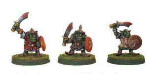 Goblin Fighters I (3)