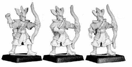 High Elf Archers I (3)