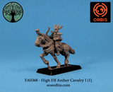 FA0368 - High Elf Archer Cavalry I (1)