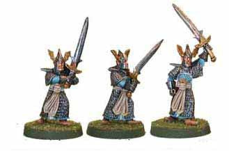 High Elf Sword Warders II (3)