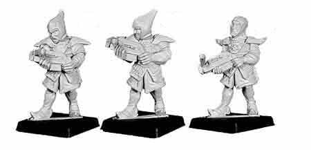 Shadow Elf Crossbowmen I (3)