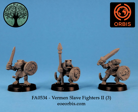 FA0534 - Vermen Slave Fighters II (3)