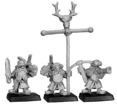 Dwarf Crossbow Command (3)