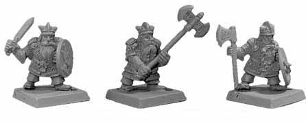 Dwarves of Erewhon I (3)