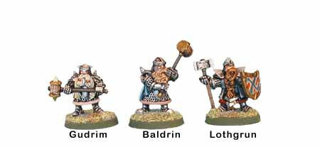 Iron Hills Dwarves I (3)