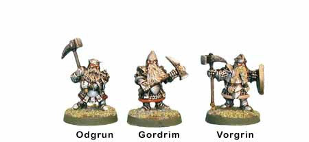 Iron Hills Dwarves II (3)