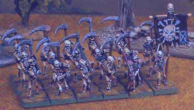 Skeleton Scythe Fighters (18)