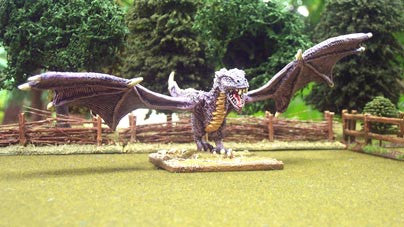 Gor anca the Wyvern