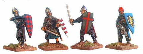 2nd Crusade Knights with Swords I (4)