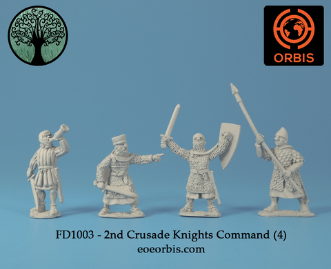 FD1003 - 2nd Crusade Knights Command (4)
