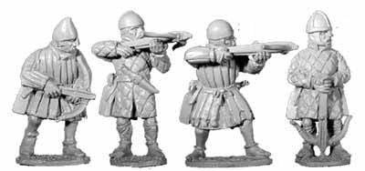 2nd Crusade Crossbowmen I (4)