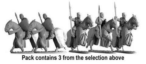 3rd Crusade Knights Spears Cavalry (3)