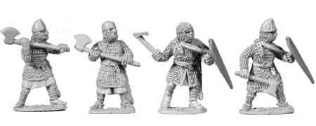 2nd Crusade Knights with Axes (4)