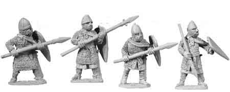 2nd Crusade Knights with Spears II (4)