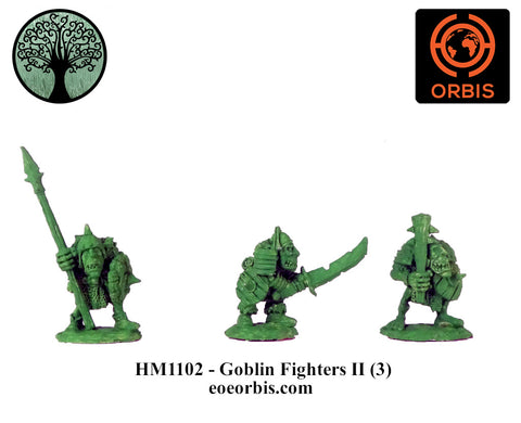 HM1102 - Goblin Fighters II (3)