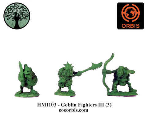 HM1103 - Goblin Fighters III (3)