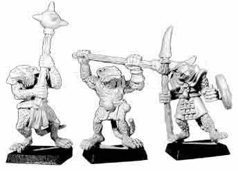 Black Horde Warriors (3)